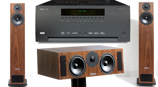 home theater pmc arcam